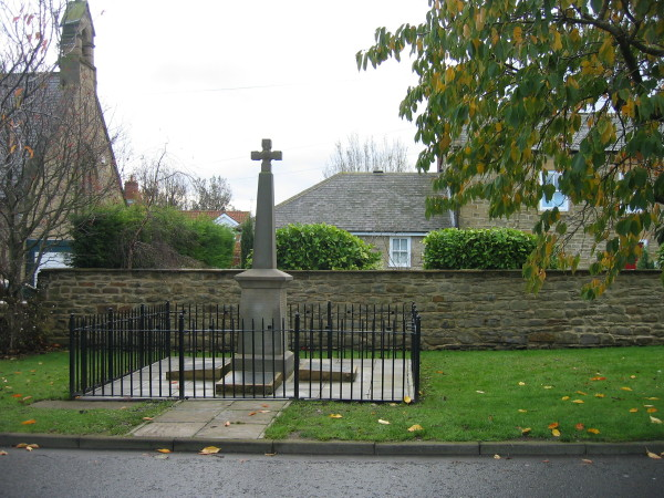Monkton War Memorial