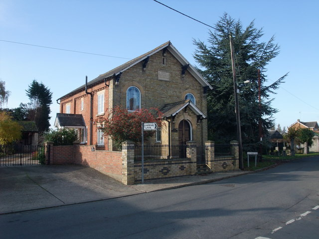 Free Methodist Chapel (former), Thurlby