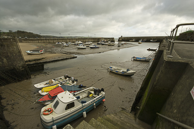 Saundersfoot Harbour