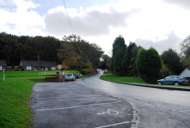 Sandrock Hill, Crowhurst