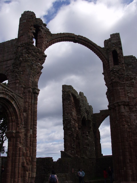 Priory arch