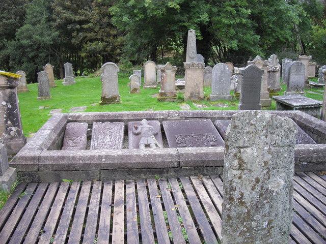 West Highland grave slabs