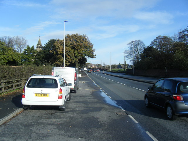 A556 Chester Road