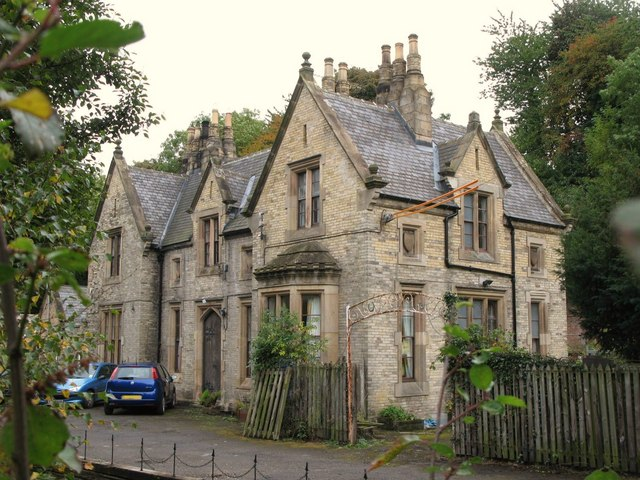 Former Station Building, Wolsingham