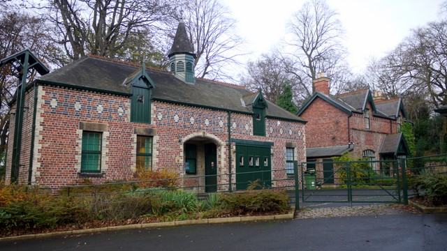 Stable Block, Saltwell Park