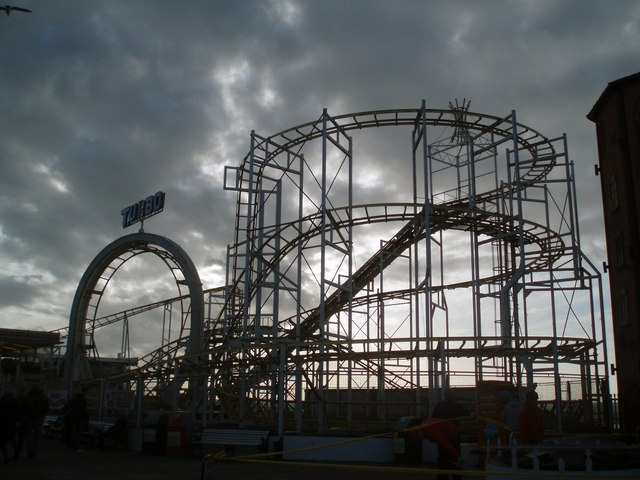 Turbo roller coaster