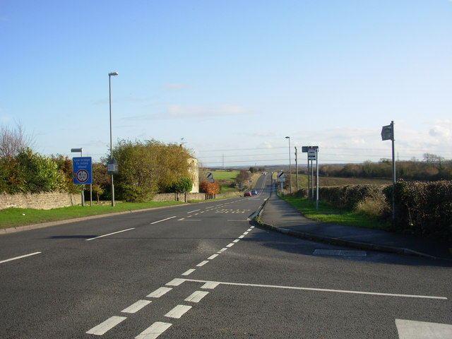 Clowne - Sheffield Road