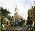 TQ2497 : Christ Church, Barnet, Herts by John Salmon
