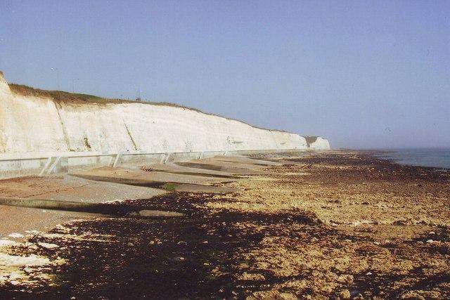 Black Rock Postcode >> The cliffs below Roedean, Brighton © nick macneill :: Geograph Britain and Ireland