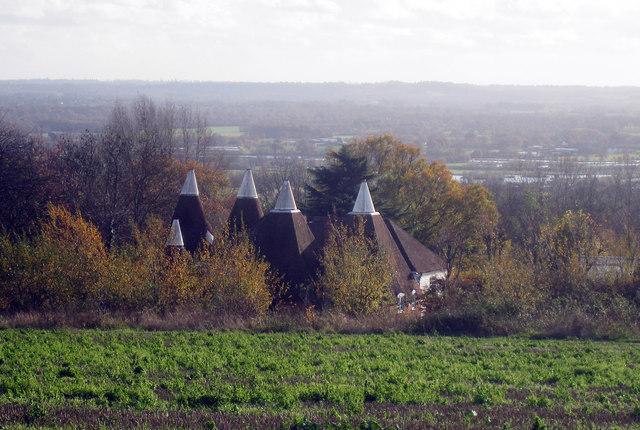 Church Farm Oast Church Hill Boughton 169 Oast House