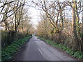 SW7827 : Old Church Road Mawnan by Rod Allday