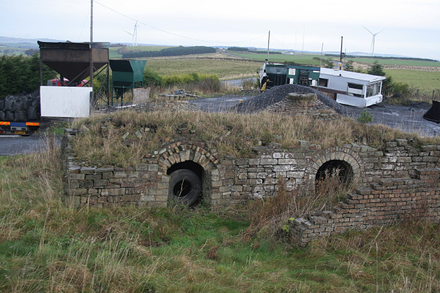 Beehive coking ovens © Alan Murray Rust Geograph