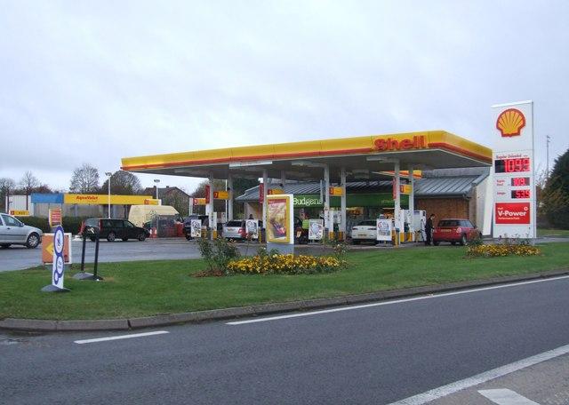 Gas Station Near Lax Car Rental Return