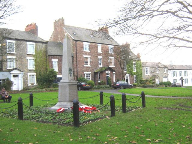War Memorial, Whitburn