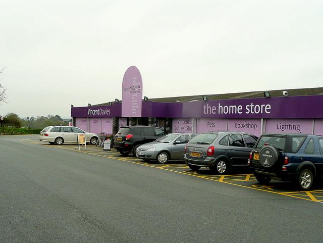 Vincent Davies store
