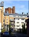 SE6051 : Apartment block off Walmgate : Week 46