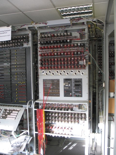 Colossus Computer Bletchley Park 169 Gerald Massey