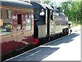 SE0338 : Oakworth Station by Grahame Booth