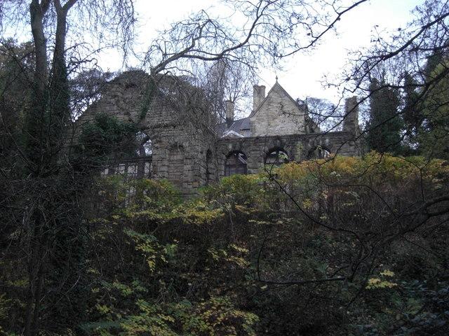 Banqueting House (ruins)