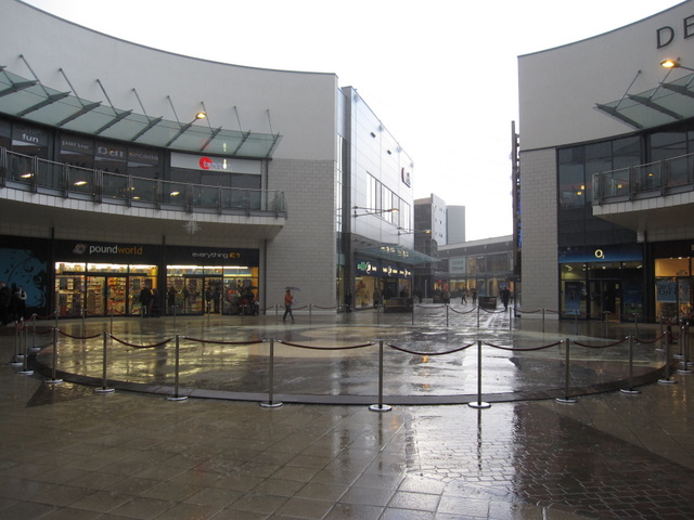 Eagles Meadow Shopping Centre And Mona John S Turner