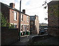 SK5541 : Hyson Green: St Pauls Terrace by John Sutton