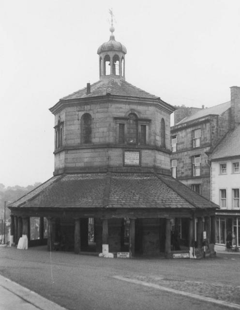 Butter Market, Market Place, Barnard Castle