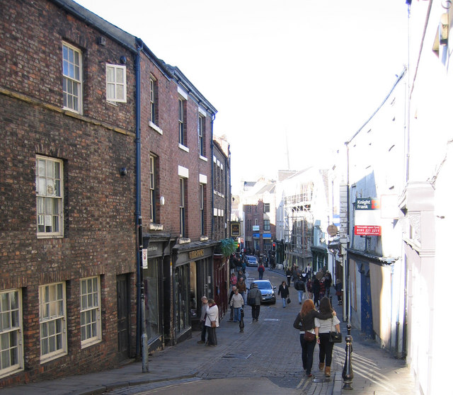 Saddler Street
