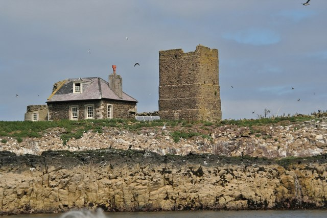 Old Lighthouse and Keeper's Cottage, Brownsman Island