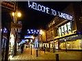 SE3320 : Christmas lights in Little Westgate : Week 47