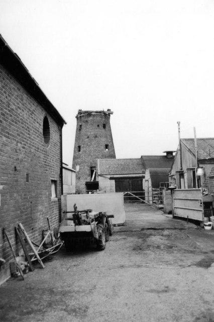 Buerton Windmill