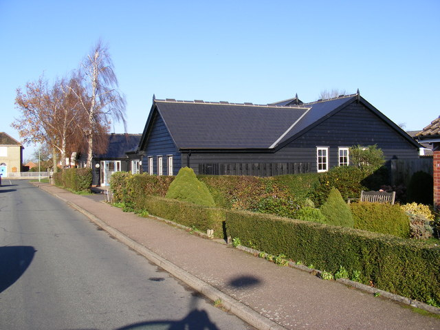 Laxfield Village Hall & The Linx