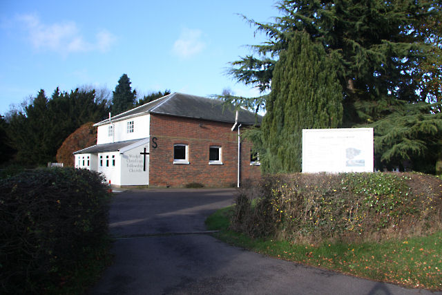 Woolpit Room Fellowship Church