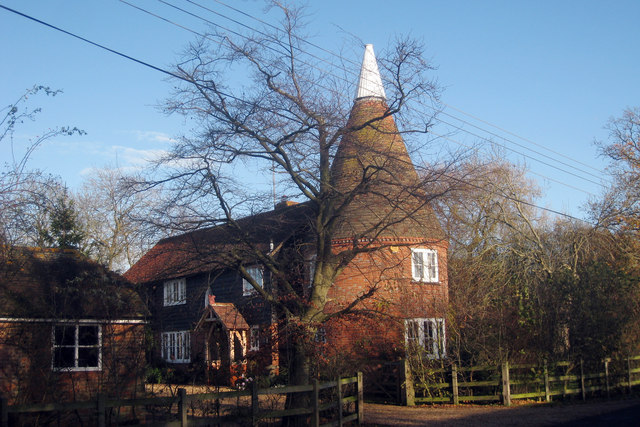 Arundel Oast High Halden Kent 169 Oast House Archive Cc By