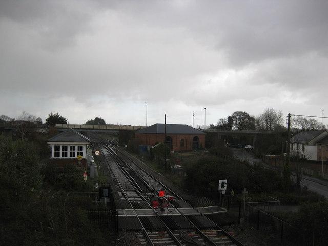 Wareham - Railway