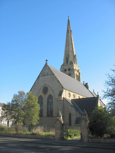 Christ Church, Jarrow