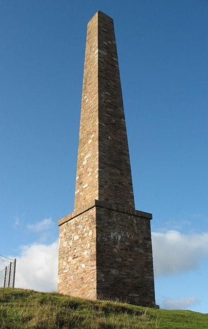 Bodysgallen Obelisk