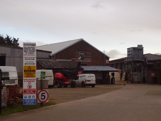 Harleston Goods shed