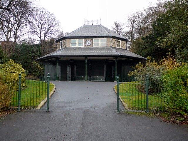 Almond Pavilion