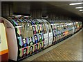 NS5566 : Partick subway station : Week 47