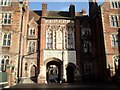 TQ3204 : Brighton College Entrance by Paul Gillett