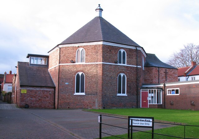 Wesleyan Methodist Chapel, Yarm