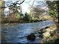SS9082 : The Ogmore River , Pen-y-cae - Bridgend by Mick Lobb