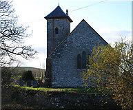: Eglwys Cwnnws by Nigel Brown