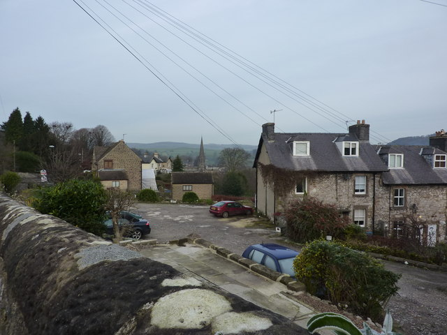 Catcliff Cottages  from Yeld Road, Bakewell