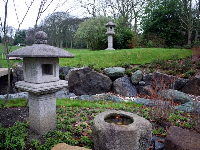 Japanese Garden, Saltwell Park