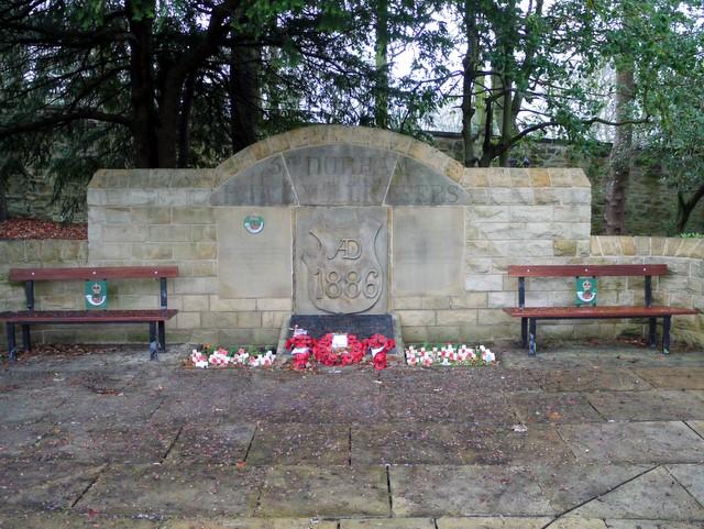 Durham Light Infantry War Memorial
