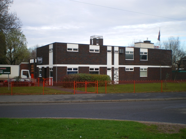 Tipton Fire Station