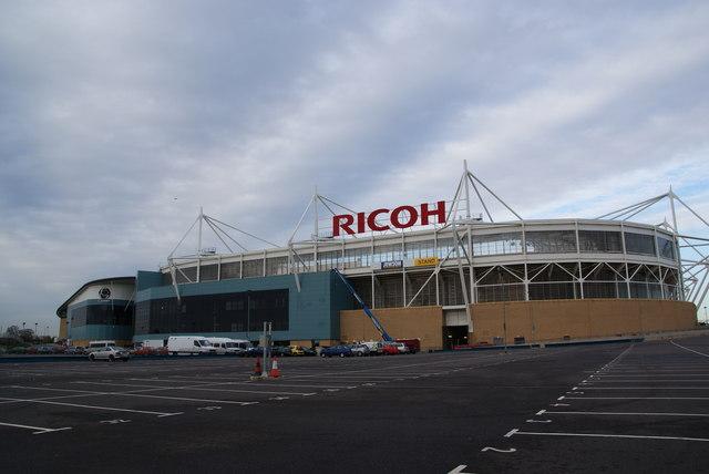 Ricoh Arena Stadium Tours