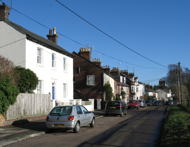 Park Road, Tring