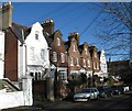 SP9211 : The Dutch Houses, Park Road, Tring by Gerald Massey